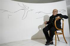Oscar Niemeyer en 2007.  #architecture #oscarniemeyer Pinned by www.modlar.com