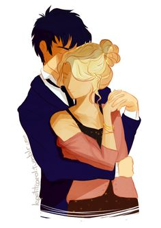 I want a relationship like Percabeth or Ransom and his wife. <3