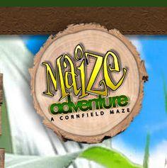 Kersey Valley Maize Adventure - NC Most Famous Corn Maze