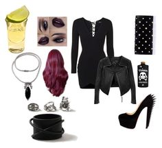 """""""IT WASNT ME"""" by thiffani-dejesus ❤ liked on Polyvore featuring Valfré, Alexander McQueen, Topshop and NOVICA"""