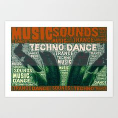 Music and Harmonics Development Dance Music, Trance, Techno, Sound Art, Great Words, How To Find Out, Art Prints, Ballroom Dance Music, Nice Sayings