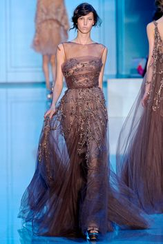 Elie Saab Couture, Fall 2011