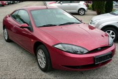 Ford cougar 25l v6 1998 2002 workshop service repair pdf manual not seen one in metallic red fandeluxe Gallery
