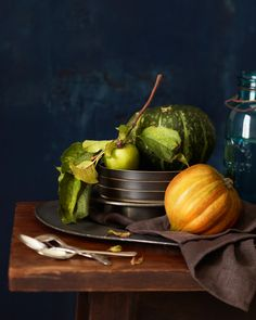 Annabelle Breakey, commercial, editorial, food, still life and product photographer, Pumpkin + Squash Tablescape