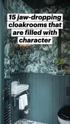 Bathroom Accent Wall, Bathroom Accents, Bathroom Trends, Budget Bathroom, Bathroom Ideas, Burgundy Bathroom, Interior Design And Build, Bathroom Gadgets, Architecture Images