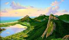 Christ And Lagoon In 1932 - Rio De Janeiro | Artsia