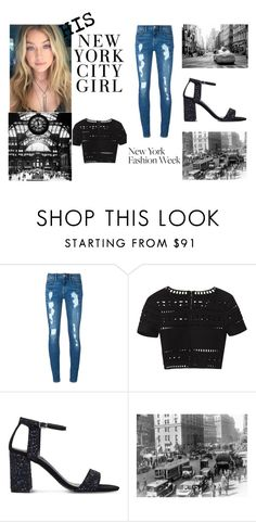 """You leave me with no option"" by zmarie2001 ❤ liked on Polyvore featuring Tommy Hilfiger, Hervé Léger and Carvela"