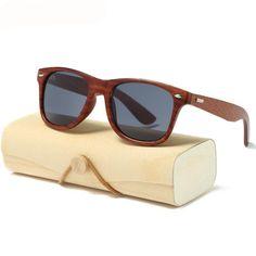 40014eb7b24 Handmade Wood Sunglasses Men women square Sunglasses for men women Mirror  Wooden Sun Glasses retro de sol masculine Brand Name  RUISIMOStyle   SquareLenses .