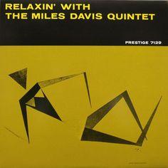[182-365] Miles Davis Quintet - Relaxin' (1956)