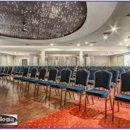 Oświetlenie sali konferencyjnej E-TECHNOLOGIA