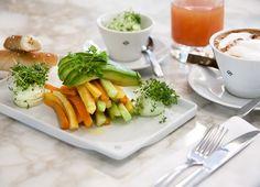 Frühstück Guesthaus