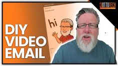 How to Create a DIY Video Email (With the Software You've Already Got) - YouTube