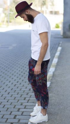 BoHo Chic Mens Fashion Photographs. #BoHo #MensFashion #Style #StreetWear #Trending #My2015Style