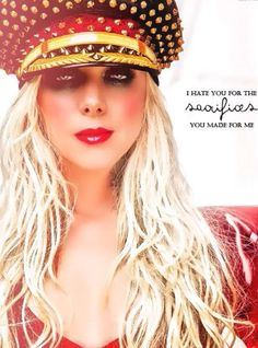 Maria Brink, In This Moment - Blood