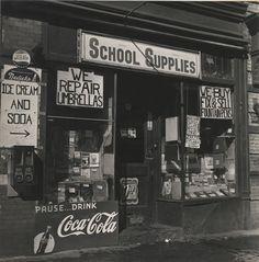 Sutter Avenue, East New York, Brooklyn, 1950