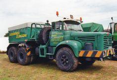 "BERLIET TBO 15M3 HC 320ch. ""Dessirier H. Zucconi"""