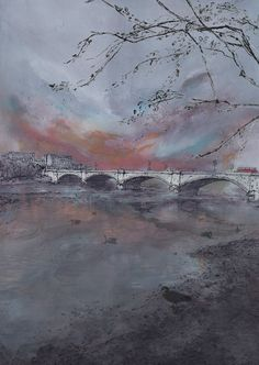 The Rhythm of the River   DegreeArt.com The Original Online Art Gallery