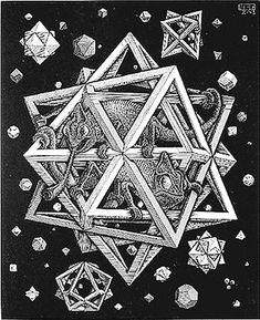 Stars (M. C. Escher) - Wikipedia, the free encyclopedia