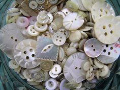 pearl buttons......photo by: Posy!