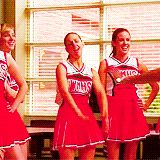 Noah Puckerman, William Mckinley, Quinn Fabray, Glee Club, The Girlfriends, Cheerleading, High School, Tv Shows, Fandoms