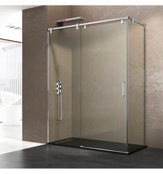 Frontal de ducha modelo Futura fijo y corredera - GME