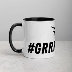 Accessories Archives - WarriorGrrrls Morning Hugs, Morning Coffee, Shopping Quotes, Mug Rack, Ceramic Mugs, Spice Things Up, Color Splash, Ceramics, Tea