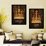 King And Queen Wall Decor king & queen wall art - customization available | queen bedroom