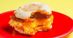Try this grown-up riff on the Egg McMuffin for the perfect breakfast sandwich.