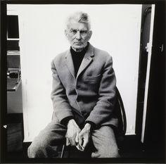 Samuel Beckett, Men Street, Street Styles, Writers, Street Style, Authors, Street Style Fashion, Writer