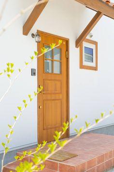 見た目だけじゃない!性能が高いスウェーデンドア。#木製ドア #casaNAGOYA #設計 #商品住宅 #南欧風住宅 #工務店 #タチ基ホーム #名古屋 #愛知