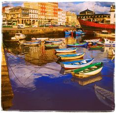 Ferrol, Spain--possible destination in spain? Oh The Places You'll Go, Places To Travel, Places Ive Been, Around The World In 80 Days, Around The Worlds, Worldwide Travel, New Adventures, Cruises, Madrid