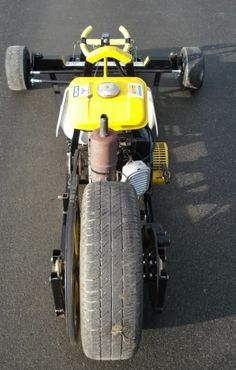 My 3 Kart rides (Belgium) - DIY Go Kart Forum