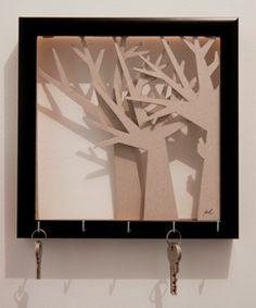 Key hanger ideas - Modern Home Interior Design