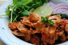 Pulled chicken (slowcooked)