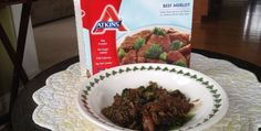 Atkins Beef Merlot Review