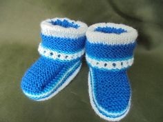 Handmade Knitted Newborn Toddler Baby Unisex Blue Booties Socks Merino Wool US 3   #Babybooties #babysocks #babyshoes #unisexshoes #unisexsocks #unisexbooties #wool #woolsocks #warm #merinowool #merinowoolsocks #newborn #toddler #firstshoes #newbornsocks #newbornshoes #girls #boys #unisex #booties #shoes #socks