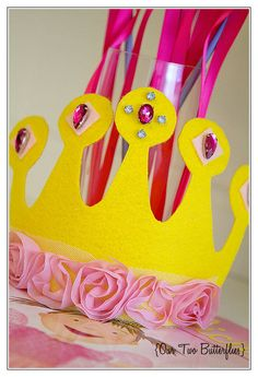 A Crown & Wand Fit for Pinkalicious