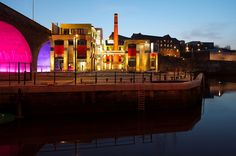 Toffee Factory, Ouseburn Valley by Northern Architecture Centre