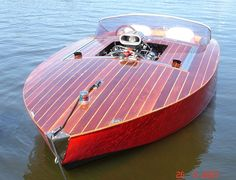 Woodworking project: Cracker Box runabout project pic604d