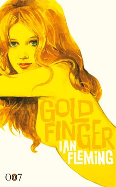 goldfinger - cover by robert mcginnis
