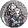 """This intrique2 oz Silver coin is the first release in the new """"Fear Tales"""" series, dedicated to alternative ended fairy tales. In this edition –Little Match Girl</sp..Price: US $258.23 Silver Coins, Fairy Tales, Alternative, Fairytale, Fairytail"""