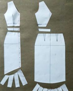 Sewing School Sewing Class Techniques Couture Sewing Techniques Bodice Pattern Pattern Cutting Pattern Making Sewing Tutorials Sewing Hacks Diy Clothing, Sewing Clothes, Clothing Patterns, Fashion Sewing, Diy Fashion, Costura Fashion, Fashion Pattern, Bodice Pattern, Dress Making Patterns