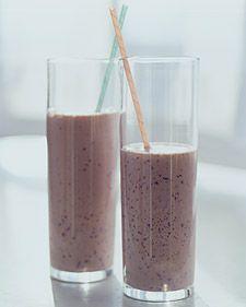 Blueberry Breakfast Shake