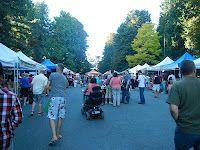 Royal City Farmer's Market - New Westminster, BC