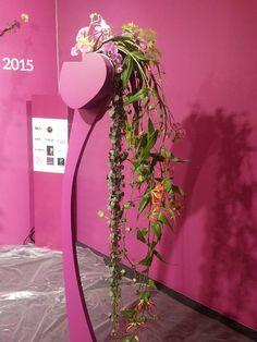 Artist Pirjo Koppi, Finland :: Fleurop-Interflora World Cup – Berlin 2015 Word Cup, Stencil Patterns, Floral Designs, Finland, Flower Arrangements, Berlin, Awards, Artists, World
