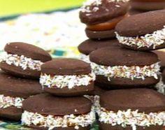 Recetas | Cocineros Argentinos - Dulces - Alfajores de maicena clásicos