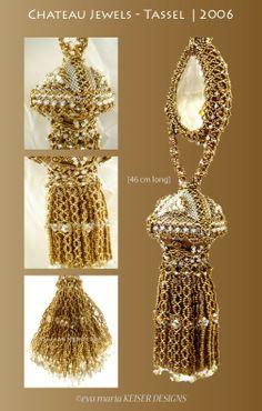 Eva Maria Keiser Designs: Decor:  Chateau Jewels  |  2006