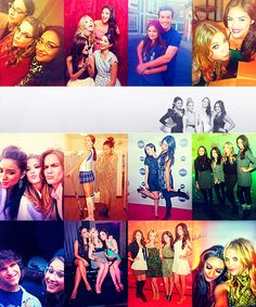 Pretty Little Liars I love the girls style on that show! Aria, Spencer, Hannah, & Emily is the order I like them!