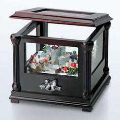 DC COLLECTION Christmas Music Box