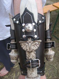 Bracelet assassin by ~Vorkros on deviantART